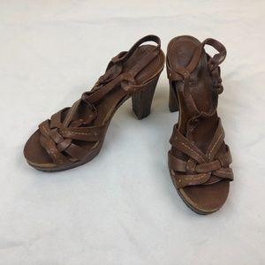 Frye Grace Sandal Heel's Size 5